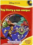 Portada de TOY STORY Y SUS AMIGOS: FINALES FELICES
