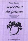 Portada de SELECCION DE JAIKUS
