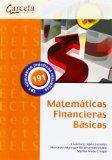 Portada de MATEMATICAS FINANCIERAS BASICAS (TEXTO (GARCETA))