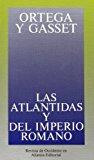 Portada de LAS ATLANTIDAS Y DEL IMPERIO ROMANO