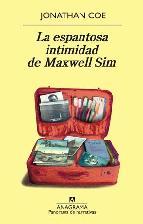 Portada de LA ESPANTOSA INTIMIDAD DE MAXWELL SIM