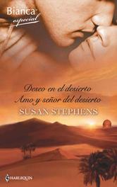 Portada de AMO Y SEÑOR DEL DESIERTO (EBOOK)