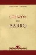 Portada de CORAZON DE BARRO