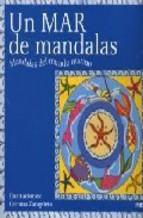 Portada de UN MAR DE MANDALAS: MANDALAS DEL MUNDO MARINO