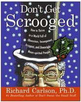 Portada de DON'T GET SCROOGED