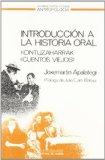 Portada de INTRODUCCION A LA HISTORIA ORAL: KONTUZAHARRAK: CUENTOS VIEJOS