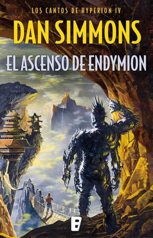 Portada de EL ASCENSO DE ENDYMION