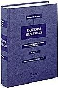 Portada de ESQUEMAS PROCESALES: ESQUEMAS DE LOS PROCEDIMIENTO Y TRAMITES CIVILES LEY 1/2000