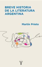 Portada de BREVE HISTORIA DE LA LITERATURA ARGENTINA (EBOOK)