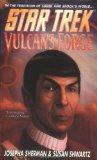 Portada de VULCAN'S FORGE (STAR TREK)