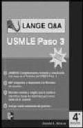 Portada de LANGE Q & A USMLE PSO 3