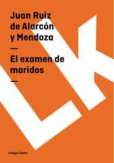 Portada de EL EXAMEN DE MARIDOS (EBOOK)