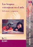 Portada de LAS LENGUAS EXTRANJERAS EN EL AULA: REFLEXIONES Y PROPUESTAS