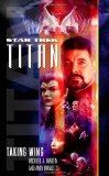 Portada de TAKING WING (STAR TREK: TITAN)