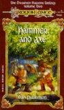 Portada de HAMMER AND AXE: DRAGONLANCE DWARVEN NATIONS TRILOGY, VOL 2: 002