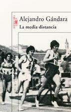 Portada de LA MEDIA DISTANCIA (EBOOK)