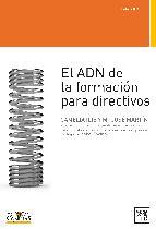 Portada de EL ADN DE LA FORMACIÓN PARA DIRECTIVOS (EBOOK)
