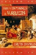 Portada de USOS Y COSTUMBRES DE MARRUECOS