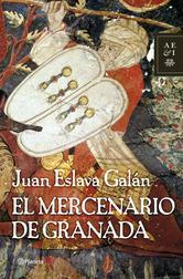 Portada de EL MERCENARIO DE GRANADA - EBOOK