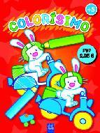 Portada de COLORISIMO + 5