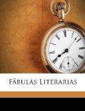 Portada de FÁBULAS LITERARIAS