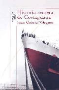 Portada de HISTORIA SECRETA DE COSTAGUANA