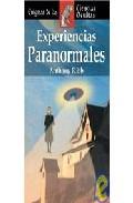 Portada de EXPERIENCIAS PARANORMALES
