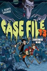 Portada de CASE FILE 13: ZOMBIE KID