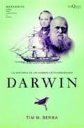 Portada de CHARLES DARWIN, LA HISTORIA CONCISA DE UN NOMBRE EXTRAORDINARIO