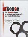 Portada de PFSENSE: THE DEFINITIVE GUIDE