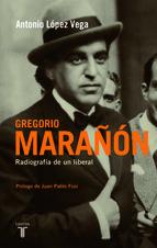 Portada de GREGORIO MARAÑÓN (EBOOK)