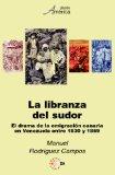Portada de LA LIBRANZA DEL SUDOR