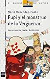 Portada de PUPI Y EL MONSTRUO DE LA VERGÜENZA