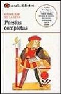 Portada de POESIAS COMPLETAS
