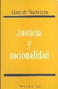 Portada de JUSTICIA Y RACIONALIDAD: CONCEPTOS Y CONTEXTOS