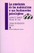 Portada de LA ENSEÑANZA DE LAS MATEMATICAS Y SUS FUNDAMENTOS PSICOLOGICOS
