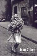 Portada de JOAN COLOM: FOTOGRAFIAS DE BARCELONA 1958-1964