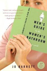 Portada de THE MEN'S GUIDE TO THE WOMEN'S BATHROOM