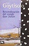 Portada de REIVINDICACION DEL CONDE DON JULIAN