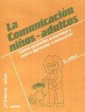 Portada de COMUNICACION NIÑOS-ADULTOS