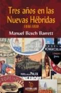 Portada de TRES AÑOS EN LAS NUEVAS HEBRIDAS 1936-1939
