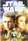 Portada de STAR WARS EPISODIO II: EL ATAQUE DE LOS CLONES