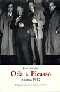 Portada de ODA A PICASSO: POEMA 1917