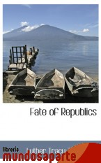 Portada de FATE OF REPUBLICS