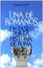 Portada de UNA DE ROMANOS