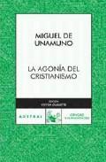 Portada de LA AGONÍA DEL CRISTIANISMO