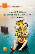 Portada de L' HOME DE LA MALETA (EBOOK)