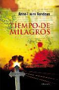 Portada de TIEMPO DE MILAGROS