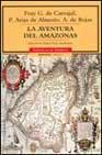 Portada de LAS AVENTURAS DEL AMAZONAS