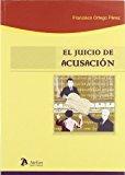 Portada de JUICIO DE ACUSACION